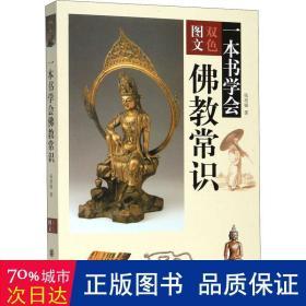 一本书学会常识 宗教 张培锋 新华正版