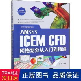 ANSYS ICEM CFD网格划分从入门到精通