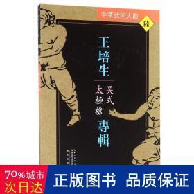 王培生专辑:吴式太极枪