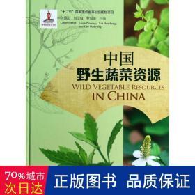 中国野生蔬菜资源