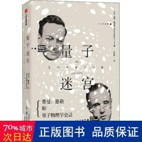 量子迷宫:理查德·费曼、约翰·惠勒和量子物理学史话