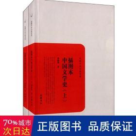 图本中国文学史 中国历史 郑振铎 新华正版