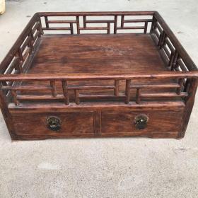 清代传世海南黄花梨全品文房首饰盒一件