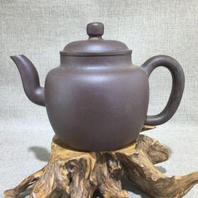 传世名家紫砂茶壶一把