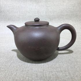 老物件传世老货紫砂壶
