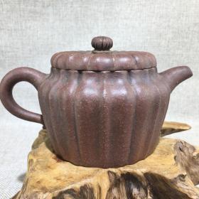 传世精品老紫砂壶一把