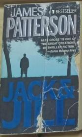 英文原版 Jack & Jill by James Patterson 著