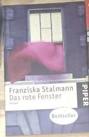 德文原版 Das Rote Fenster by Franziska Stalmann 著