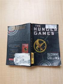 【外语原版】The Hunger Games【封面有贴纸】【封底有贴纸】