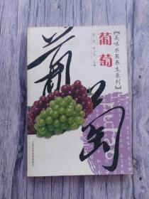 美味水果养生系列 葡萄