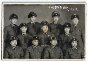 抗美援朝 志愿军照片