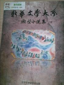 新华文学大系6上册
