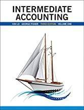 Intermediate Accounting Vol One Third Edition