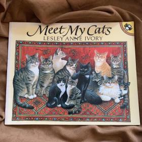 LESLEY ANYE IVORY cats
