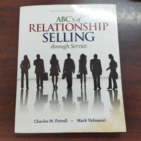 ABC's of Relationship Selling(英文原版,内含光盘)