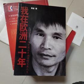 我在欧洲二十年一个中国水墨画家的艺术人生