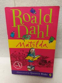 Matilda玛蒂尔达(罗尔德.达尔小说)  9780141322667