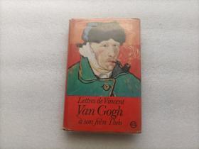 Lettres de Vincent Van Gogh:à son frère Théo   法文原版     精装本