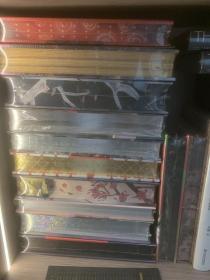 甲骨文特装15本合售:普法战争银边、肇造区夏彩绘、王朝金沙、圣殿骑士团金边、条顿骑士团银边、黑太子黑沙、恐惧与自由自由版恐惧版、一把海贝镭射、红色王子喷绘、大转向黑边、银边、泡汤书衣、闺蜜银边、亚当夏娃浮沉录彩绘。15本合售。可选择5本合售,孔网最低价打9折