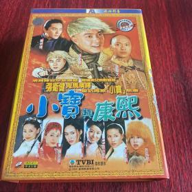 鹿鼎记 小宝与康熙 版   28碟装VCD