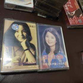 邓丽君磁带两盘