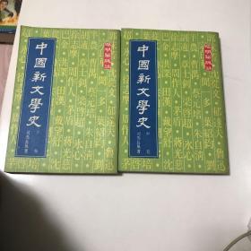中国新文学史(中、下卷)