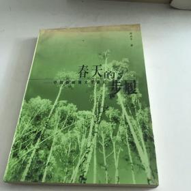 春天的步履:中国新时期文学研究
