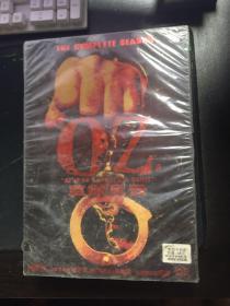 DVD:监狱风云(1-6季) 30碟装 未拆封