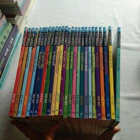 A TO Z Mysteries.全26册. 神秘案件 儿童读物侦探小说 6-9岁