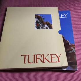 TURKEY原版画册