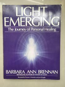 Light Emerging:The Journey of Personal Healing 英文原版 插图本 大12开