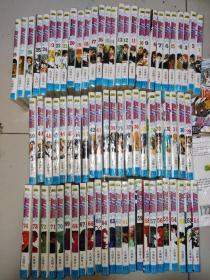 日文原版漫画 BLEACH 死神 境界(1-74册合售)带塑封 带原包装箱