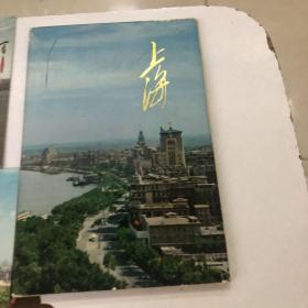 上海(明信片)12张