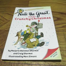 Nate the Great and the Crunchy Christmas[了不起的小侦探内特系列]