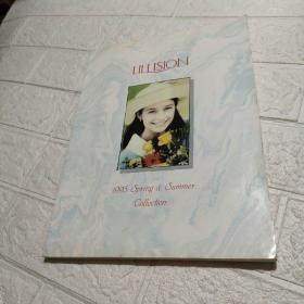 1995 Spring Summer Collection【平装 大16开 详情看图】