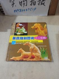 果蔬雕刻图说十二生肖