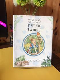 The Complete Adventures of Peter Rabbit【精装英文原版】彼得兔全集
