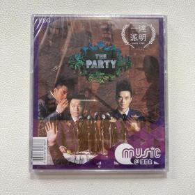 达明一派 THE PARTY港版专辑CD全新未拆封