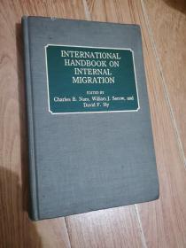 International Handbook on Internal Migration《英文原版》