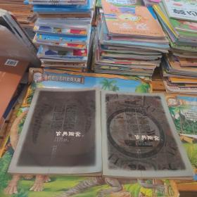 日本传统艺术(第9卷):古典陶瓷上 下 共两本合售 一版一印
