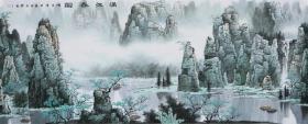桂林风景,山水画!