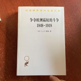 争夺欧洲霸权的斗争(1848-1918)(汉译名著19)