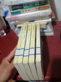 儒林新传(全五册)