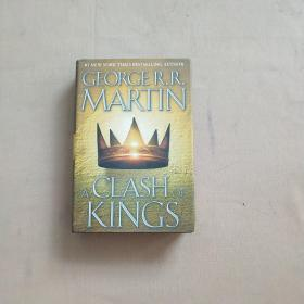 A Clash of Kings:A Song of Ice and Fire: Book Two(英文原版 精装)