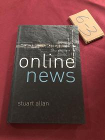 Online News:Journalism and the Internet