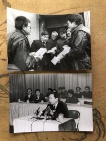 【老照片】当代文学家王宏甲照片二帧
