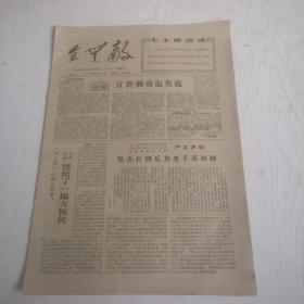 文革报纸 :全无敌1967年,第8期
