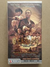 自古英雄出少年(12张DVD)全新没拆封