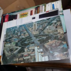 明信片:中国大连-中山广场