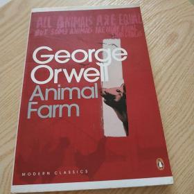 Animal Farm:A Fairy Story